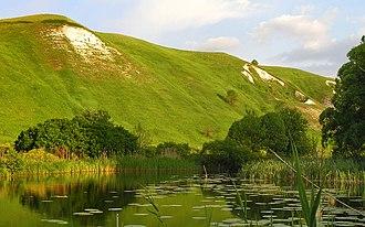 Shebekinsky District - The Koren River near the selo of Krapivnoye in Shebekinsky District