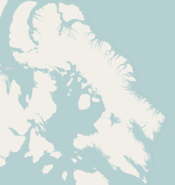 Nanisivik Naval Facility is located in Baffin Island