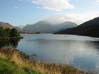 Scottish Highlands - Loch Long