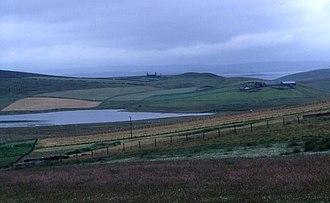 Bressay - Image: Lochofsetterbressay