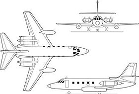Image illustrative de l'article Lockheed JetStar