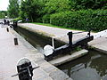 Locks on the Staffordshire & Worcester Canal at St Mary's, Kidderminster - DSCF0962.JPG