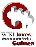 Logo Wiki Loves Monuments Guinea 2019.jpg