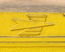 Oiseau postal dans OISEAUX 220px-Logo_ptt_1960
