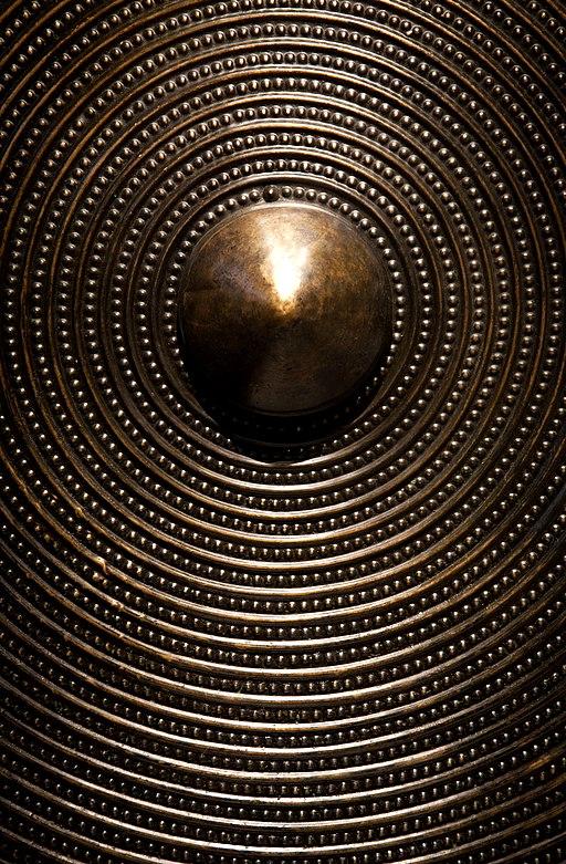 Bronze Age Shield Yetholm