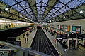 London earls court station 01.02.2012 19-06-22.JPG