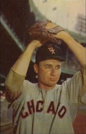 Lou Kretlow - Kretlow in about 1953