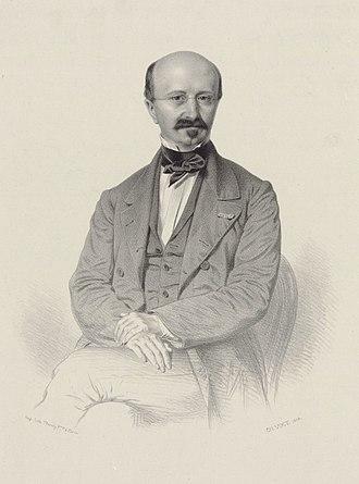 Louis Niedermeyer - Louis Niedermeyer, ca. 1850, Bibliothèque nationale de France.