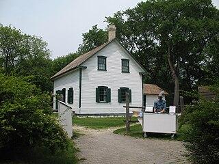 Riel House house in Winnipeg, Manitoba