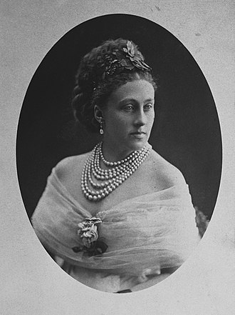 Duke of Manchester - Louise Montagu, wife of the 7th Duke