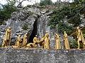 Lourdes - Mise au tombeau.JPG