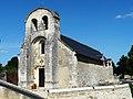 Louresse-Rochemenier église Rochemenier (11).JPG