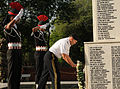 Lt. Gen. Benjamin R. Mixon lays a wreath in front of a war memorial at the Indian Army Western Command Headquarters in Chandigarh.jpg