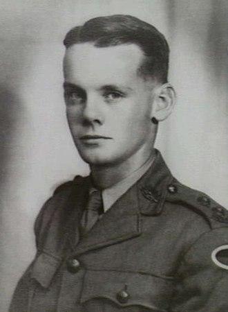 2/18th Battalion (Australia) - Image: Lt Iven John Mackay 1941 005054