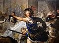 Luca giordano, perseo pietrifica phineas e i suoi seguaci, 1680-84 ca. 03.jpg