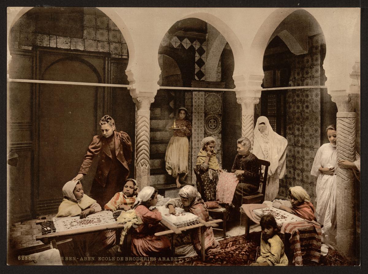 Arab un algerien et une marocaine a marakech - 2 part 10