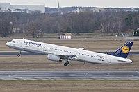 D-AIDC - A321 - Lufthansa