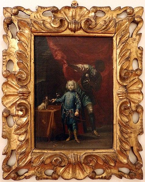File:Luigi crespi (attr.), ritratto di bambino con servitore di colore.jpg