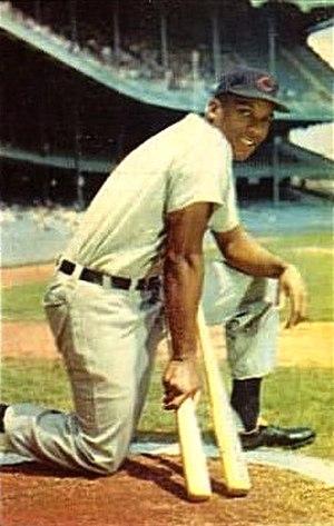 Luke Easter (baseball) - Easter in about 1953.