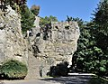 Luxembourg City Petrusse valley rock.jpg