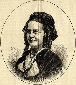 Lydia Folger Fowler American-born British physician