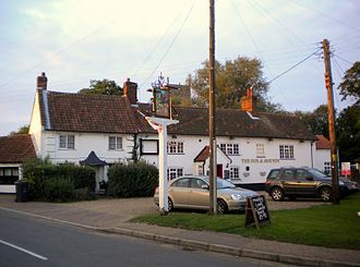 Lyng, Norfolk - The Fox at Lyng