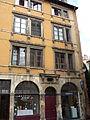 Lyon - Rue de la Bombarde, n° 8.JPG
