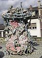 Mönchengladbach skulptur thomas virnich turm zu babel 2002.jpg