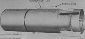 M34 cluster bomb - The M34 cluster bomb was the first major nerve agent weapon in the U.S. arsenal.