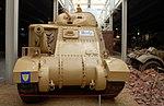 M3 Grant, Imperial War Museum, Duxford, May 19th 2018. (28511401667).jpg