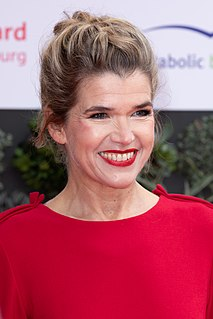 Anke Engelke Canadian-German comedian, actress and voice-over actress
