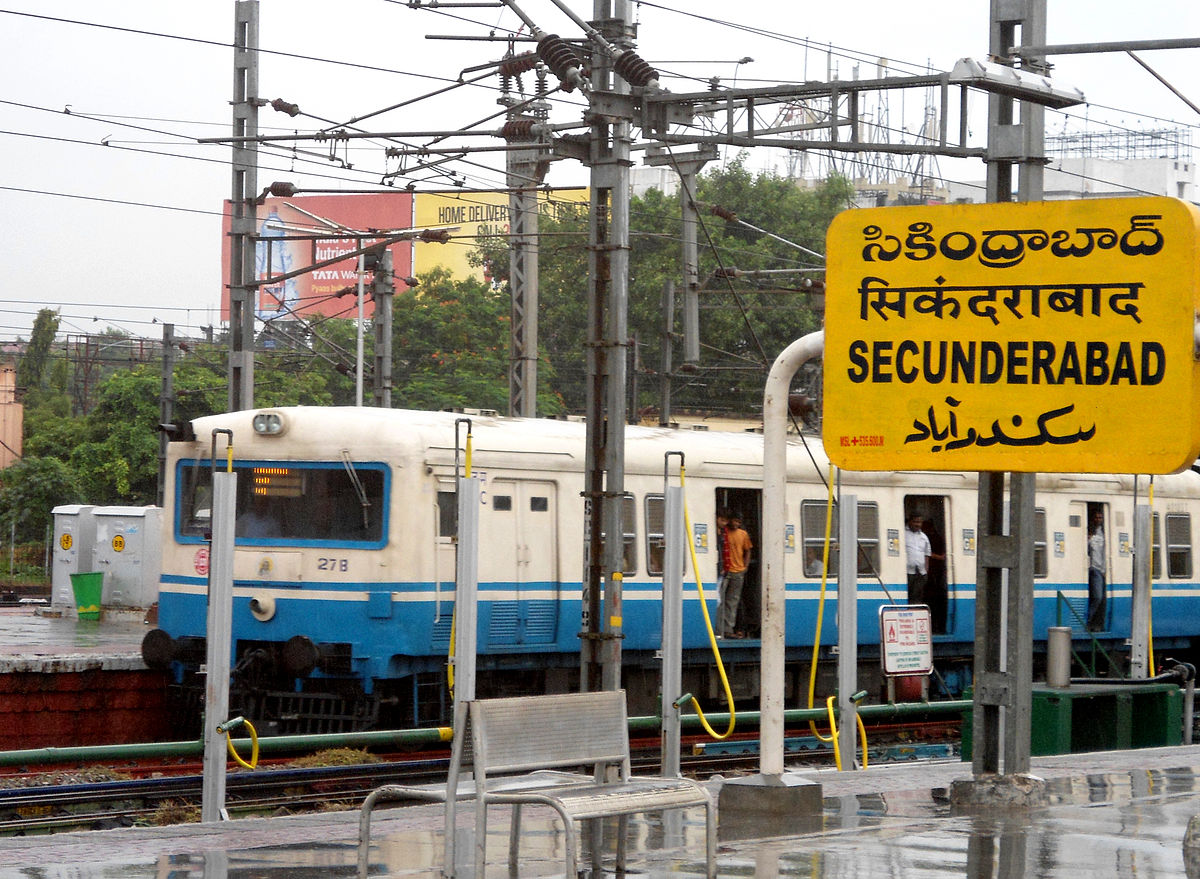Falaknuma – Lingampalli route (Hyderabad Multi-Modal