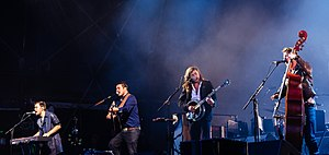 Mumford & Sons - Image: MS2015