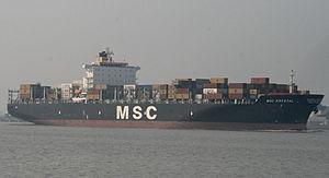 MSC Krystal on the Thames 2.jpg