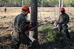MWSS-274 engineers battle weather, elements to prepare future training facility 150128-M-IW640-059.jpg