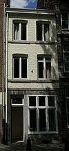 foto van Huisje met lijstgevel.