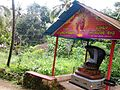 Madapura Muthappan Temple gate at Pulikkunnu, Kasaragod.jpg