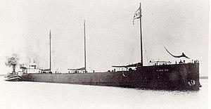 Madeira (shipwreck) - Image: Madeira 1