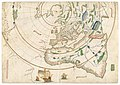 Maggiolo Africa, Asia, Europe, and the northeast extremity of the New World.jpg
