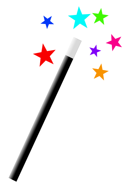 424px Magic wand.svg Embarrassing moments