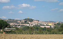 Skyline of Magione