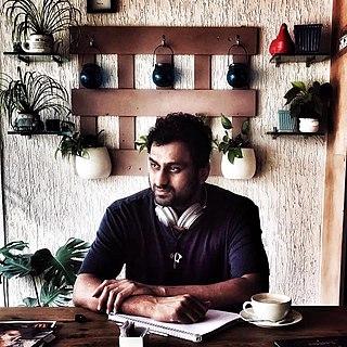 Mahi V Raghav Indian film director