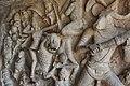 Mahishasuramardini Mandapam, Pallave period, 7th century, Mahabalipuram (30) (37426086116).jpg