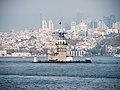 Maiden tower, Istanbul (P1100204).jpg
