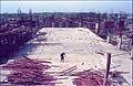 Main and Mini Auditoria Under Construction - Convention Centre Complex - Science City - Calcutta 1994-09-26 432.JPG