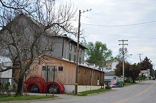 West Sunbury, Pennsylvania Borough in Pennsylvania, United States