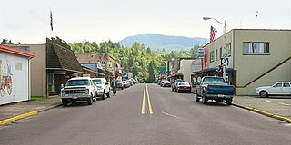 Morton, Washington City in Washington, United States