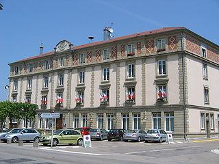 Contrexéville Commune in Grand Est, France
