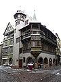 Maison Pfister et maison zum Kragen (Colmar).jpg