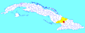Majibacoa (Cuban municipal map).png
